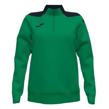Реглан зелено-черный женский CHAMPION VI 901268.451